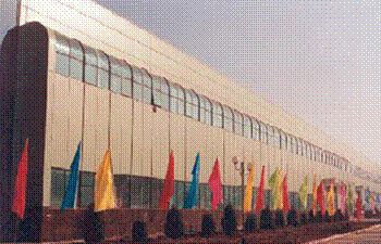 Shenyang Toyo steel limited company of steel structure workshop